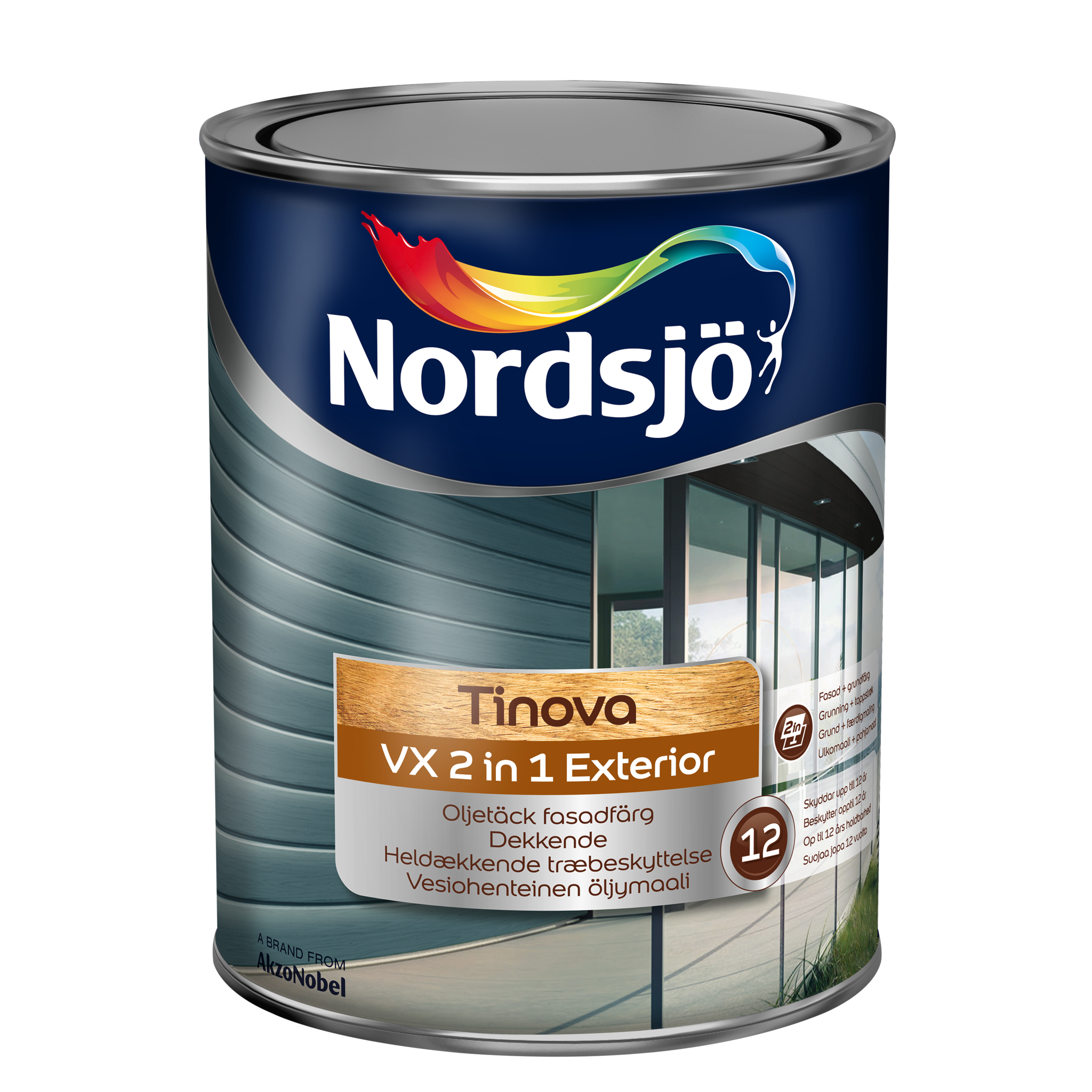 Nordsjö Tinova VX 2 in 1